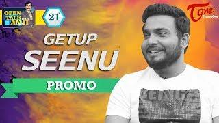 Open Talk with Anji | #21st Promo | #TeluguInterviews - TELUGUONE