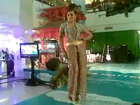 STAGE MANAGEMENT MODEL PALEMBANG KEBAYA BY SIUNG2 rafann