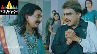Raja Vijaya Rajendra Bahadur Movie Vishnu Entering to Nagavalli Home || Vishnuvardhan, Vimala Raman - SRIBALAJIMOVIES