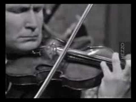 Bartok: Solo Violin Sonata (