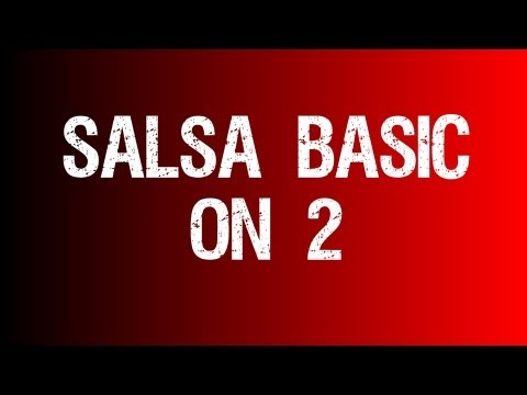 How To Dance Salsa On 2