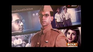 Bose Dead/Alive: Rajkummar Rao reveals interesting details of the web series - INDIATV