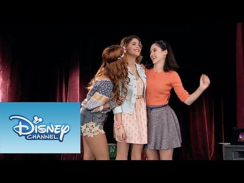 Violetta: Momento Musical: Camila, Violetta y Francesca cantan