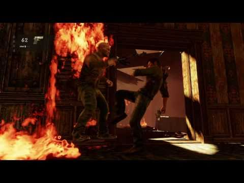 UNCHARTED 3 gameplay direct feed - 3 of 3 [Official HD]
