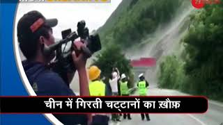 Morning Breaking: Landslides in Sichuan province as heavy rain wreaks havoc in China - ZEENEWS