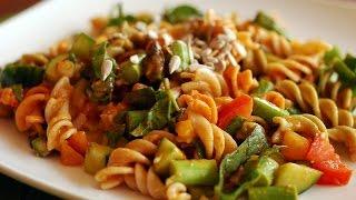 Vegetable Pasta Recipe - Aaha Emi Ruchi - RECIPE