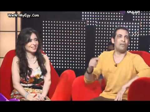 فيديو برنامج رولا شو حلقه دينا و سعد