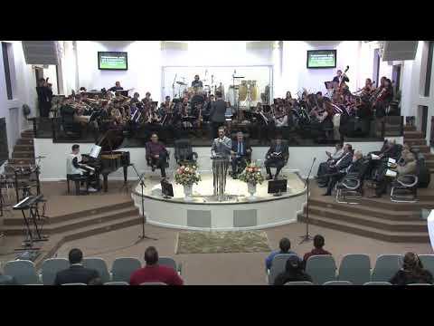 Orquestra Sinfônica Celebração - Harpa Cristã | Nº 63 | Acordai, acordai - 20 05 2018