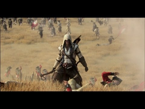 Assassin's Creed III E3 Cinematic Trailer [North America]