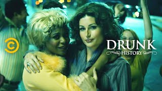 Marsha P. Johnson Sparks the Stonewall Riots - Drunk History - COMEDYCENTRAL