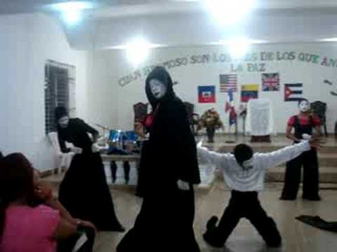 Miguel Casina-Satanas Bencido Estas by EXPRESION CELESTIAL