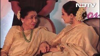 Watch! Asha Bhosle's Speech At Yash Chopra Memorial 2018 - NDTVINDIA