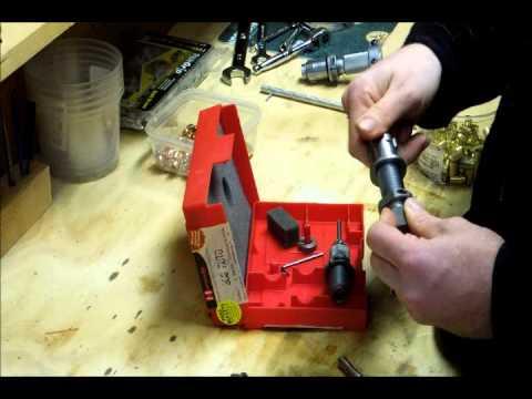 Hornady Lock N Load AP: Die Setup For Handguns by HPFirearms