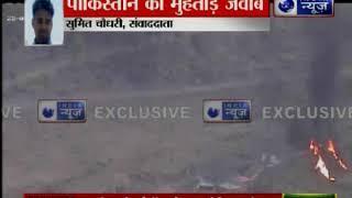 जम्मू कश्मीर में भारतीय सेना ने पाकिस्तान के कुछ और पोस्ट को उड़ाया - ITVNEWSINDIA