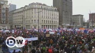 Poland: Attack on freedom of the press | DW English - DEUTSCHEWELLEENGLISH
