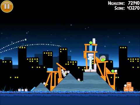 Official Angry Birds Free Walkthrough V-3