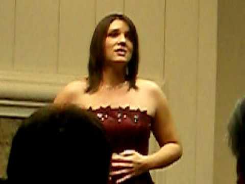 Gretchen am Spinnrade (Schubert)- Christine Sweeney