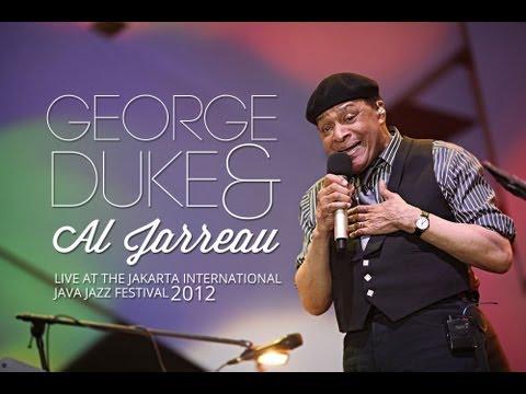 "Z roku 2012 live z festiwalu Java Jazz - Al Jarreau & George Duke Trio ""Roof Garden"""