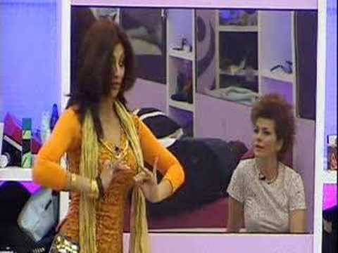 Celebrity Big Brother - Shilpa Shetty Compilation Day 9
