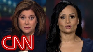 Erin Burnett presses Trump adviser on Omarosa recording - CNN