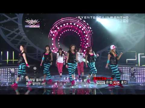[HD][2011.03.04] 5Dolls - It's You ft T-ara (Jiyeon, Hyomin, Eunjung)