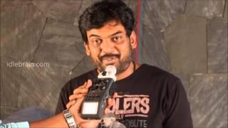 Puri Jagannadh about Dhanalakshmi Talupu Tadite - idlebrain.com - IDLEBRAINLIVE