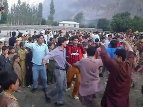 Gilgit Cultural Dance In Buber Village