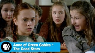ANNE  OF GREEN GABLES - THE GOOD STARS | Anne's Academic Rivalry with Gilbert | PBS - PBS