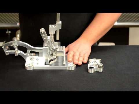 K-Tuned Billet RSX Shifter
