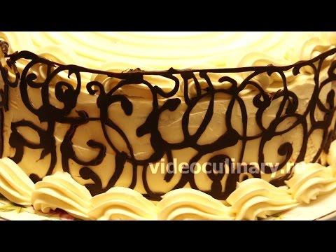 Рецепт - Торт Альпийский от http://videoculinary.ru