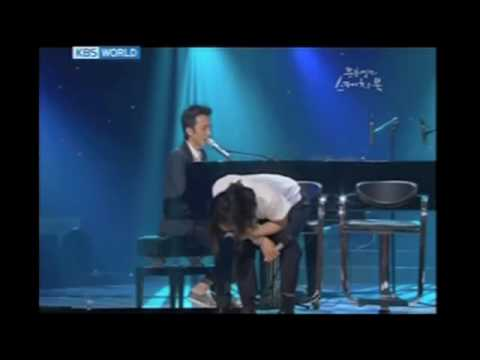 Yoo Hee Yeol covers 'Rain' by Lee Jeok