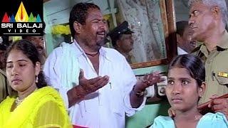 Koothuru Kosam Movie Narayana Murthy to Arrest Police Scene || R Narayan Murthy - SRIBALAJIMOVIES