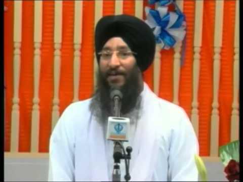 Guru Nanak Dev Ji Da Parkash Purab - Giani Amritpal Singh Ludhiana