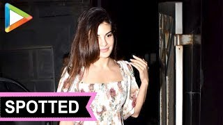 HOT Jacqueline Fernandez Spotted at Juhu - HUNGAMA