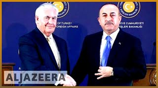 🇹🇷 🇺🇸 US and Turkey work to mend relations - ALJAZEERAENGLISH