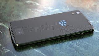 The affordable BlackBerry DTEK 50 helps keep your data safe - CNETTV