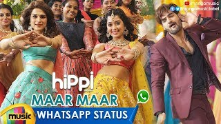 Best WhatsApp Status | Maar Maar Song | Hippi Movie Songs | Kartikeya | Digangana | Shradda Das - MANGOMUSIC