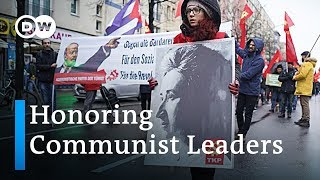 Rosa Luxemburg and Karl Liebknecht honored 100 years after their deaths   DW News - DEUTSCHEWELLEENGLISH