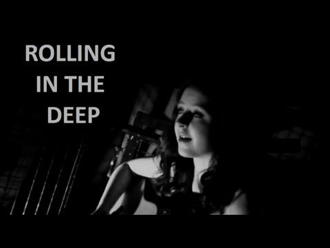 Rolling In The Deep - Adele (cover by Danielle Lowe )
