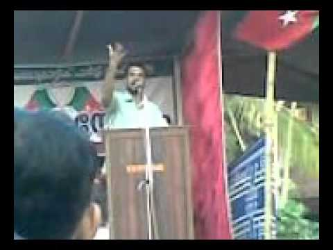 SDPI Noushad Keechery speech at Nallalam Bazar