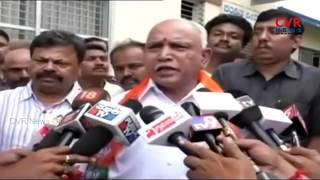 BJP Leader Yeddyurappa Speaks to Media after Karnataka Bypolls Results | CVR News - CVRNEWSOFFICIAL