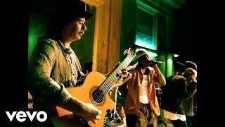 Video with Carlos Santana