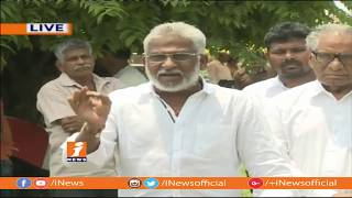 BJP and TDP Cheats People Of Andhra Pradesh on AP Special Status | YCP MP YV Subba Reddy | iNews - INEWS