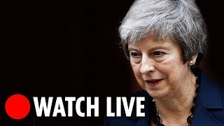 Theresa May makes key speech outside No.10 (LIVE) - THESUNNEWSPAPER