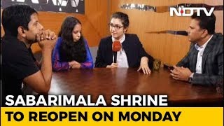 Sabarimala: Faith vs Feminism - NDTV