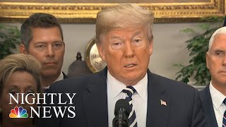 President Donald Trump Calls Off Summit With North Korea's Kim Jong Un | NBC Nightly News - NBCNEWS