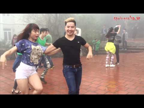 Salsa Street Dance (SPRING SALSA STUIDO - 22 Ho Giam, Hanoi)