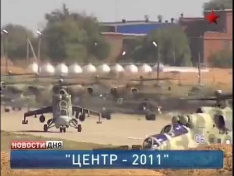 Những vũ khí hủy diệt của Nga - Tập trận