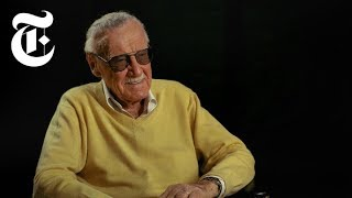 Remembering Stan Lee | NYT News - THENEWYORKTIMES