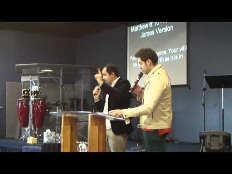 Wanderley Braga e Rafael Muniz